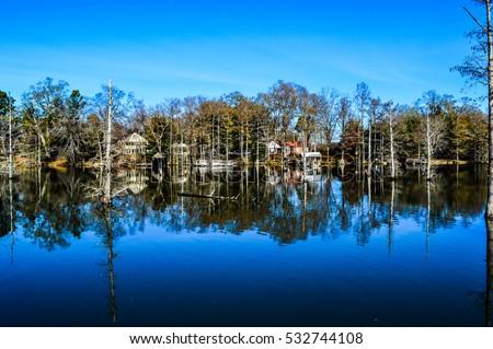 Quachita River - Monroe, Louisiana