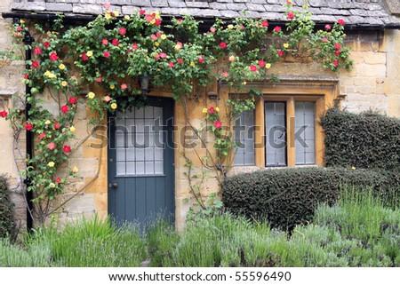 Quaint English cottage
