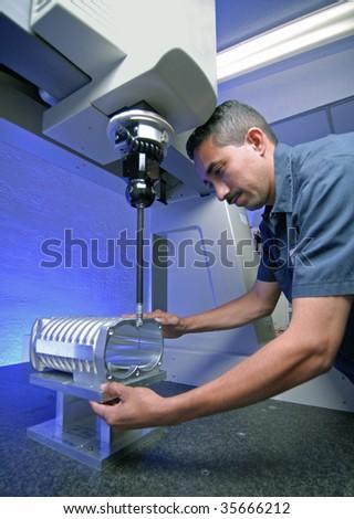 Quality Dimensional Inspector/technician
