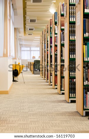 Quality facilities in the biggest university library in south east asia.