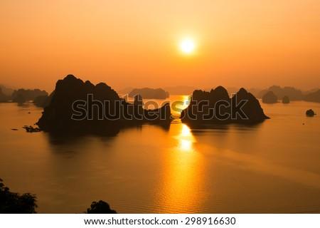 quangninh  vietnam  july 12 ...
