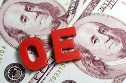 quantitative easing concept