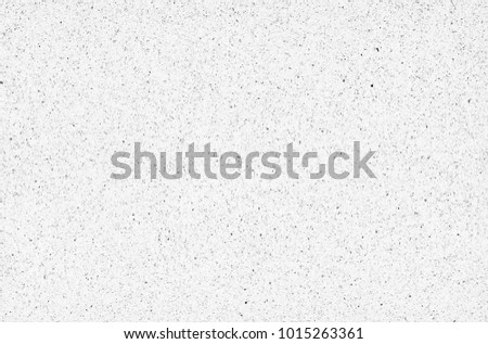 Quartz surface white for bathroom or kitchen countertop. High resolution texture and pattern. #1015263361
