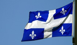 quebec flag canada province french culture north america