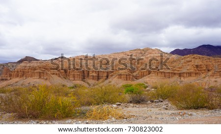 Shutterstock Quebrada de las Flechas Road Trip in Argentina