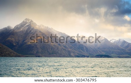 queenstown mountains