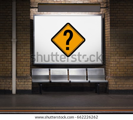 Question Mark Ask Sign Icon #662226262