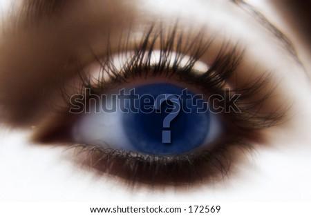 Questioning Eye