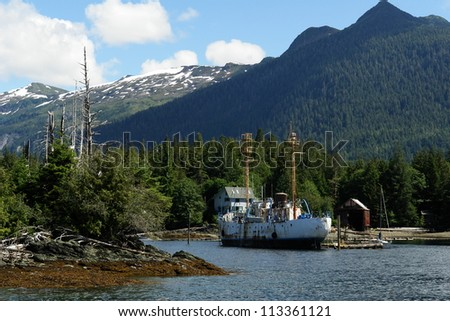Quiet Harbor - Juneau, Alaska