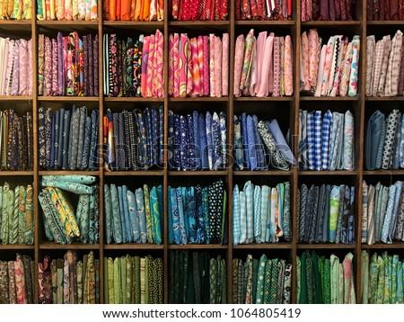 Quilt Fabric Squares