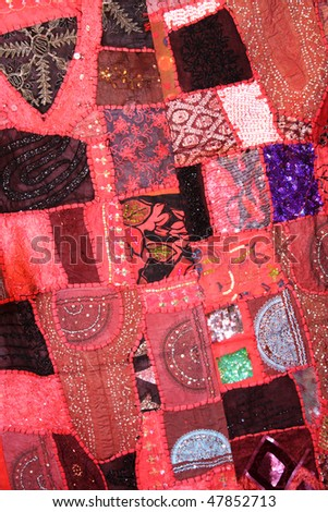 Quilt-Patch work
