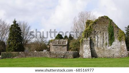Quin Abbey ruins