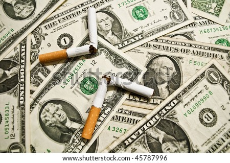 Quit smoking and save money for something else.