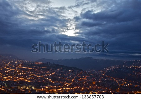 Quito, Ecuador capital