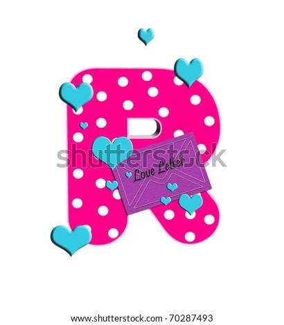 n alphabet in love  Alphabet N Love R