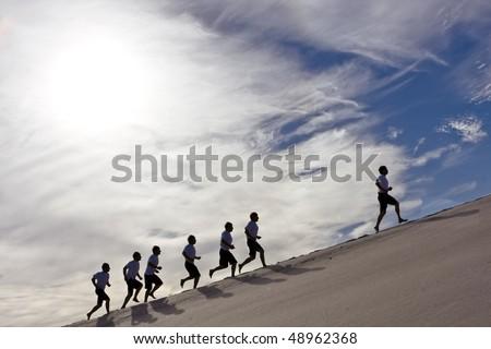 race Stock photo ©