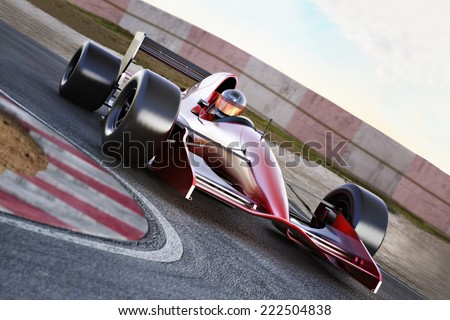 how to get into formul racing
