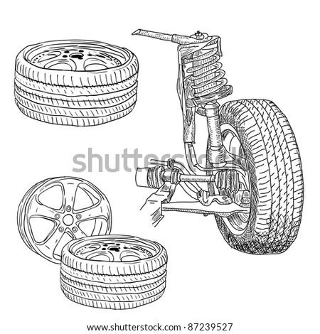 V8 Engine Bicycle