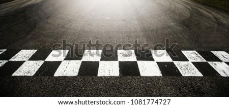 Race track circuit #1081774727