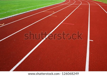 race tracks ready for the olympic games