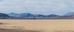 racetrack panorama landscape