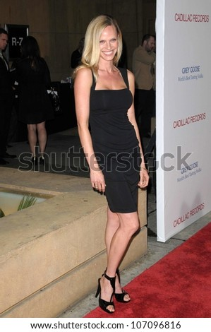 Rachel Roberts  at the Los Angeles Premiere of 'Cadillac Records'. The Egyptian Theater, Hollywood, CA. 11-24-08