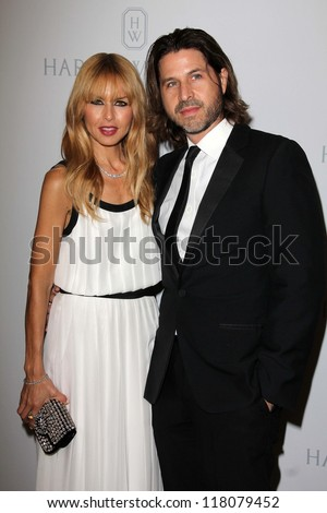 Rachel Zoe, Rodger Berman at the First Annual Baby2Baby Gala Presented by Harry Winston, Book Bindery, Culver City, CA 11-03-12
