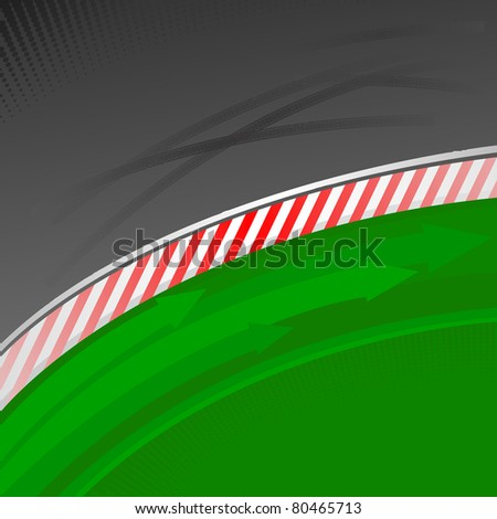 Racing Road Background Racing Background With Tire