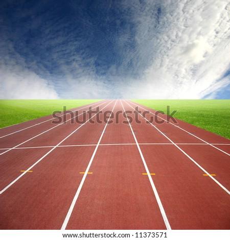 racing track,