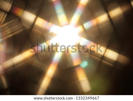 Radiant strip of light, star of light #1332349667