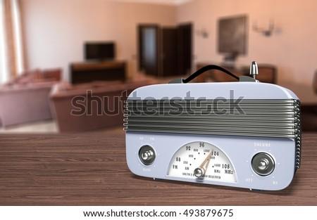 Radio. #493879675
