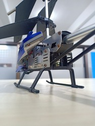 radio control helicopter machine overview