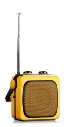 Radio receiver isolated