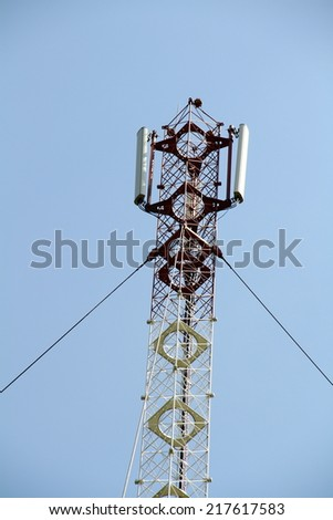 radio tower #217617583