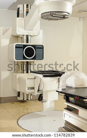 Radiotherapy Simulator