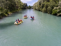 Rafting - Adda river