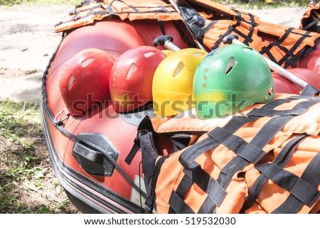 rafting equipment #519532030