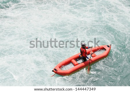 Rafting, Kayaking, extreme, sport, water, fun
