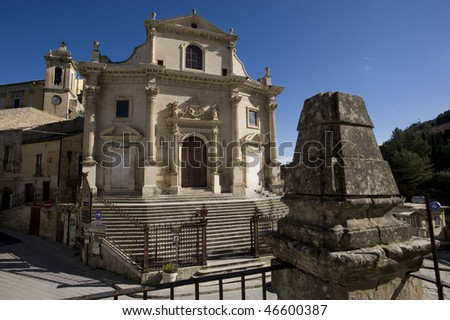 ragusa, anime del purgatorio church