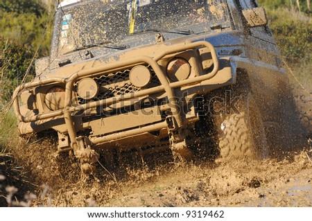 Raid 4X4 adventure race