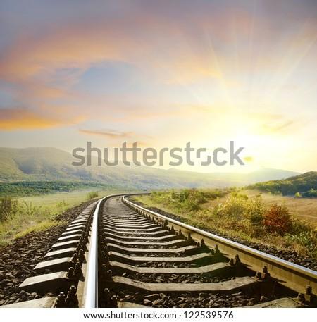 railroad #122539576