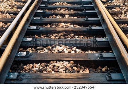Railroad Track / Railroad Track