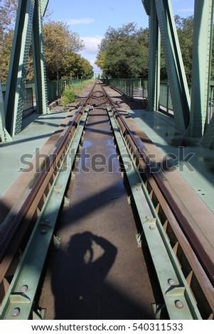 railway bridge #540311533