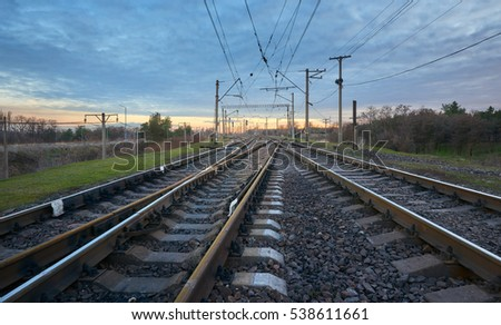 railway station against...