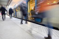 Railway/ subway passengers