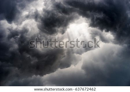 rain cloud, storm cloud before a thunder storm Background #637672462