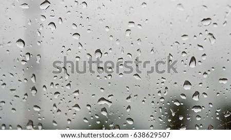 rain drop on the mirror #638629507