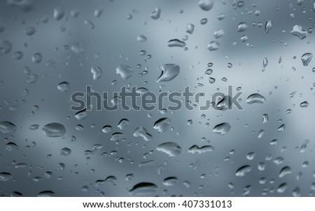Rain Drops #407331013