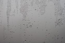 rain drops on the window