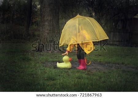 rain rain go away #721867963